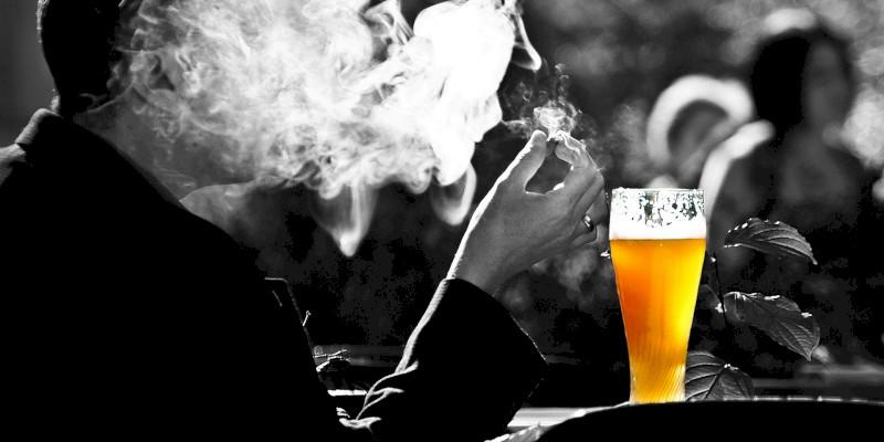 Tobak och alkohol