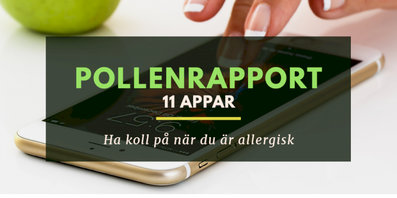 Pollenrapporter